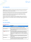 Vivi Company Bio and Features & Benefits Thumbnail