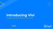 Vivi Presentation Slides Thumbnail